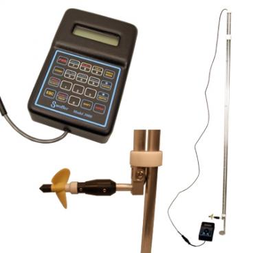 Flow Meter / Datalogger (Metric)