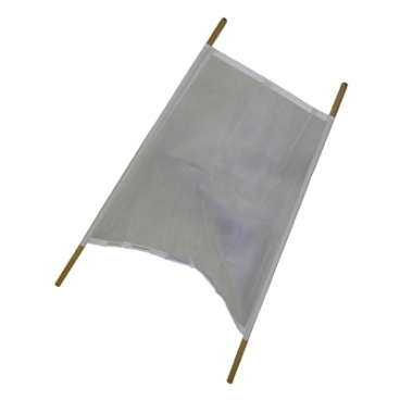 Turtox Zo 500μm replacement net with adapter
