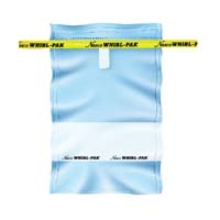 Write-On Whirl-Pak Bags - Box of 500, Polyethylene, 120mL
