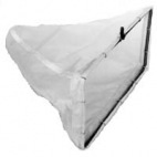 Large Tapered Kick Replacement Net 600μm. Net Only.