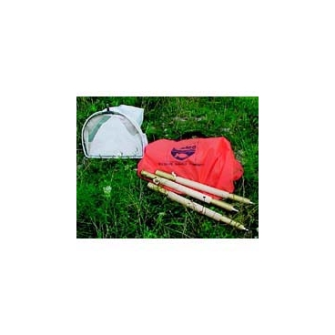 """D-Frame In A Bag, 500Um 50""""3Pc. Includes Soft Carry Tote."""