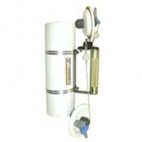 Beta Water Samplers, Vertical PVC, Kit - Includes carry case, Opaque PVC, 2.2L