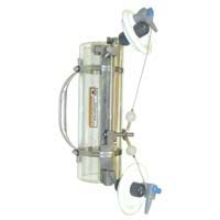 Beta Water Sampler, For Series Sampling, Kit - Includes carry case, Transparent acrylic, 2.2L