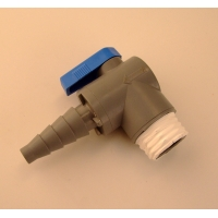 Replacement drain valve, large bottles - each, 6.2, 8.2L