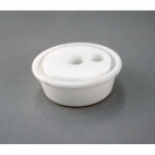 Replacement Fluoropolymer (PTFE) bottom seal, 1.2L only