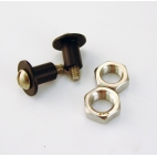 Assorted fasteners for all 1200 series Kemmerers.