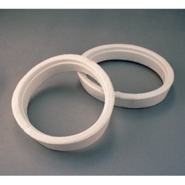 End Seals Silicone for 1560-80, pack of 2.