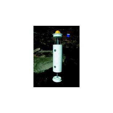 Kemmerer Bottle 1.2L PVC Silicone Kit (includes case, line, messenger).