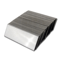 """Fish Scale Impression Slides Pack of 1000, 0.030in (0.76mm), 1"""" x 3"""""""