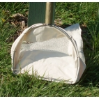 """D-Frame Net 1000Um W/52"""" Handle. Net With 52"""" Handle And Frame."""