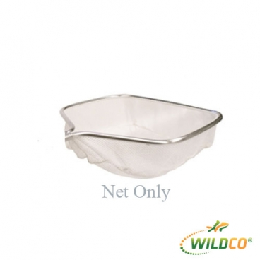 "Replacement Net For 122-A30 Fingerling Net. 4.5 X 4 X 1""."
