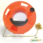 Sound Line Cal-Br 100Ft w/Plastic Carry Case. (NON RETURNABLE)