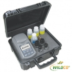 Turbidity Meter, Portable with Carry Case