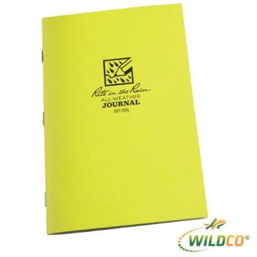 """Rite In The Rain Notebook Each. 4-5/8 X 7 X .25""""."""