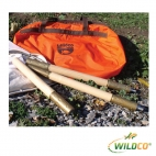 "Tri Net in a Bag. 800X900Um 50"" 3Pc Handle. Includes Soft Carry Tote."