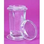 Coplin Staining Jar,  Glass, For Up To 10 Standard Slides