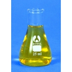 Erlenmeyer Flasks, Narrow Mouth, Best Value, 25ml, 12/pk