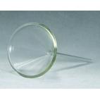 Pyrex® Long Stem Glass Funnel, 65mm