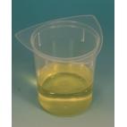 Three-corner Beaker, 250ml/20ml, Polypropylene**CL (NOT RETURNABLE)