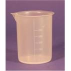 Beaker, Pp, 250ml, Grad/50ml**CL (NOT RETURNABLE)