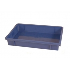 "Autoclavable Tray, Pp, Blue, 14.5 X 9.5 X 2.5""**CL (NOT RETURNABLE)"