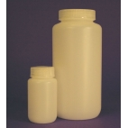 Wide Mouth Bottle, Hdpe W/pp Cap, 125ml**CL (NOT RETURNABLE)