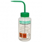 "Washbottle, Venting, ""methanol"", 250ml**CL (NOT RETURNABLE)"