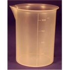 Beaker, 1000ml By 250ml,  Pp, Autoclavable**CL (NOT RETURNABLE)