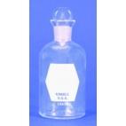 B.o.d. Bottle W/stopper, 300ml -kimax-35**CL (NOT RETURNABLE)