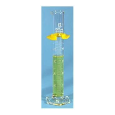 Cylinder, Glass  Sibata®  Class A, 50ml