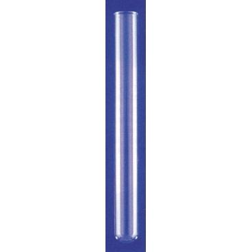Test Tubes, Beaded Rim, 16x125mm, Borosilicate, 10/pk