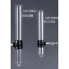 Test Tube W/side Arm, Borosilicate, 25 X 200mm, 2/pk