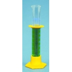 Graduated Cylinder, 100ml, Kimax® Glass, Educational Grade