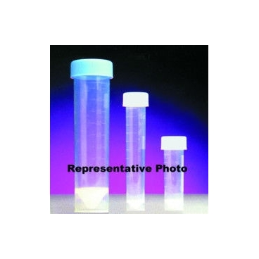 Transport Vials W/cap, Non-sterile, 10ml, 250/pk