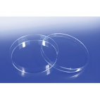 Petri Dishes, 15x100mm, Disposable, Stackable, 10/pk