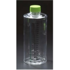 Roller Bottle, Nonvented, Ster, Grad,treated,1900cm^2, Cs/12