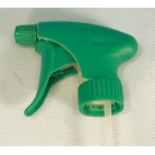 Trigger Sprayer, Green, For Bottle 150-22811, 150-22809