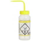"""Wash Bottle, LDPE, 500ml, """"Isoproponal"""""""