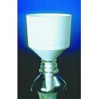 Polypropylene Buchner Funnel, 5.50cm Filter Paper
