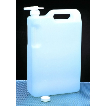 Space Saver Carboy, 5l/1.32gal, w/Spigot-Kit 789