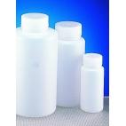 Bottle, Wide Mouth, 500ml, Rigid HDPE, FDA Food Grade