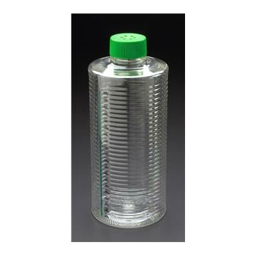 Roller Bottle, Vented, Ster, Grad, Treated, 1900cm^2, Cs/12