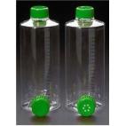 Roller Bottle, Vented Cap, Ster,grad,treated, 850cm^2, Cs/12