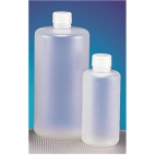 Bottle, Narrow Mouth, 250ml, LDPE, FDA Food Grade