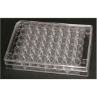 Plate, 48 Well W/lid, Sterile, 0.3-1.0ml, Individual Wrapped