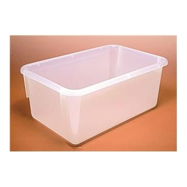 "Sterilizing/Autoclave Tote Box, PP, 12""x7-3/4""x5-1/8"" (Separate Lid: 150-24709)"