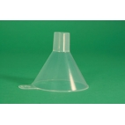 Funnel, Powder, 100mm Top I.D., Polypropylene
