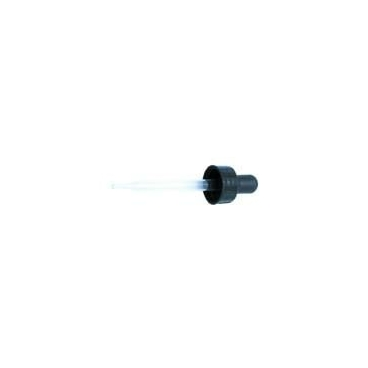Dropper Assembly, 24/400,7x130mm, For 8oz/240ml N.m.bottle**