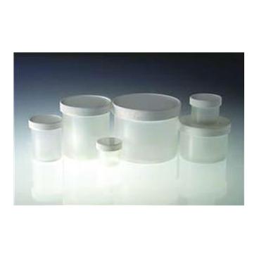 Jar & Lid, Pp, Wide Mouth, 16oz/480ml, Autoclavable