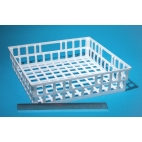 Drain Tray, 16x16x4, PP, Autoclavable